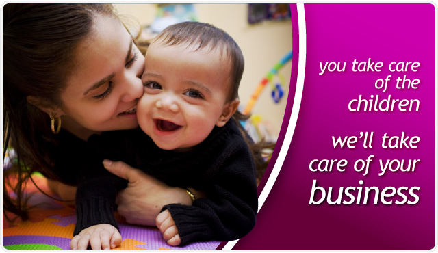 Assure Child Care - Provider of Group Accident & Liability Insurance for In Home Child Care Centers
